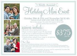 Houston Photography Mini Sessions | Cypress Christmas Photographer