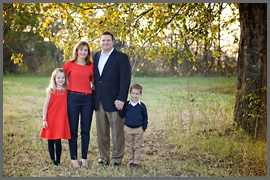 Houston Family Photographers | The C Family
